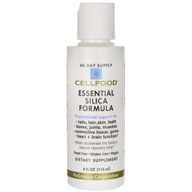 Cellfood Essential Silica, 4 oz