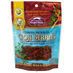 Bija Heaven Mountain Goji Berries, 8 oz
