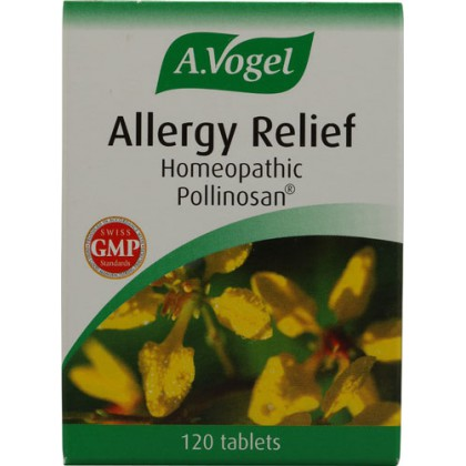Bioforce USA Allergy Relief, 120 tablets