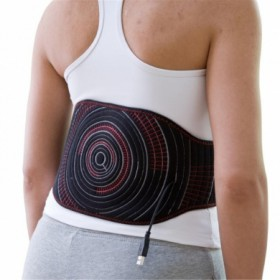Qfiber Body Wrap - Portable USB Powered Heat Wrap