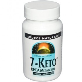 7-Keto DHEA Metabolite 100 mg, 60 Count