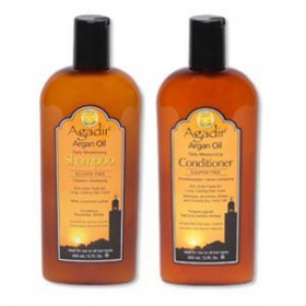 Agadir Argan Oil Daily Shampoo & Conditioner Combo 12.4oz/366ml