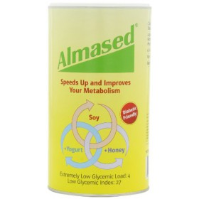 Almased Nutritional Shake Powder 17.6oz