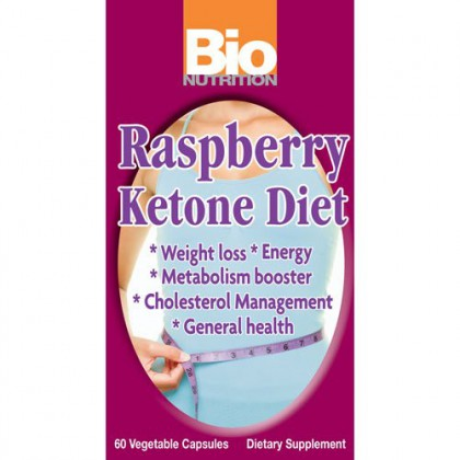 Bio Nutrition Raspberry Ketone Diet, 60 Caps