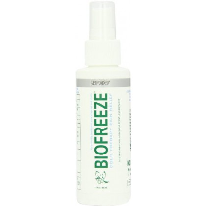 BioFreeze Pain Relieving Spray, 4 oz