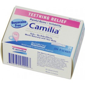 Boiron Camilia Teething Relief, 30 doses
