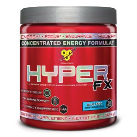 BSN Hyper FX Blue Raspberry, 324gm