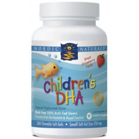 Children's DHA Strawberry 360 Softgel