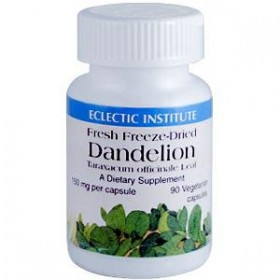 Eclectic Institute Dandelion Leaf Freeze-Dried 90 VegCap