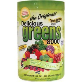 Delicious Greens 8000 Original Flavor, 10.6 oz