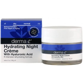 Derma-e Hyaluronic Acid Night Crème, 2oz
