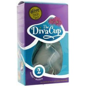 Diva Cup Model 2 Post-Childbirth