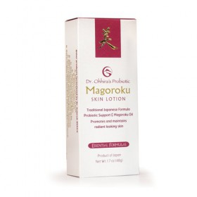 Dr. Ohhira's Probiotic Magoroku Skin Care Treatment ProFormula - 1 - Tube