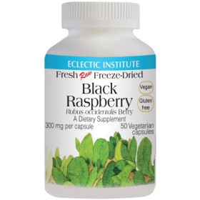 Eclectic Institute - Black Raspberry Freeze-Dried 300 mg 50 capsules