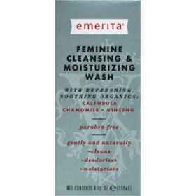Emerita Feminine Cleansing & Moisturizing Wash 4oz