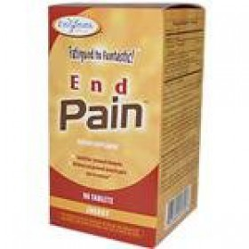 Enzymatic Therapy End Pain Fatigued to Fantastic! 90 Tablets