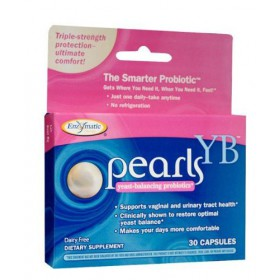Enzymatic Therapy Pearls YB -- 30 Capsules