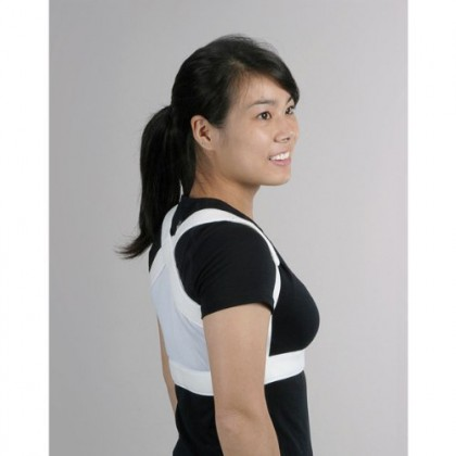Shouldersback Posture Support Lite Medium White 02021
