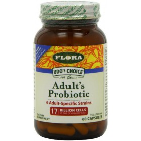 Flora Udo's Choice Adult's Probiotic, 60 Veggie Caps