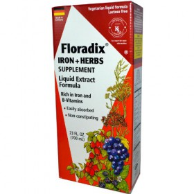 Floradix Iron and Herbs, 23 fl oz