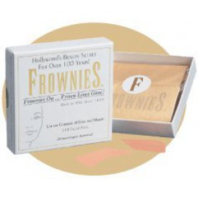 Frownies Corner of Eyes and Mouth Facial Patches 144 piece