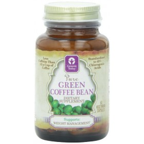 Genesis Today Pure Green Coffee Bean 60 Count