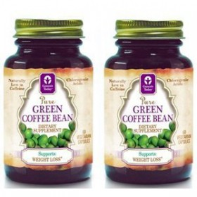 Genesis Today Green Coffee Bean, 120 Capsules