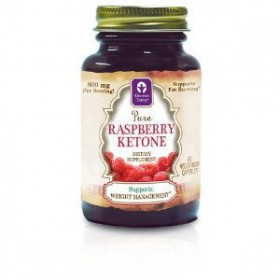 Genesis Today Raspberry Ketones 60 Capsules