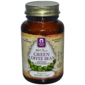 Genesis Today Green Coffee Bean Extract 60 Capsules