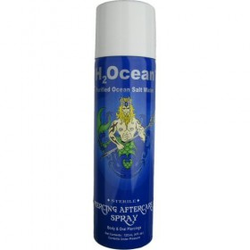 H2ocean-Piercing Aftercare Spray, 4 oz