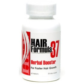 Hair Formula 37 Faster Hair Growth Booster