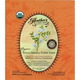 Heather's Tummy Fiber Organic Acacia for Irritable Bowel Syndrome 16oz.