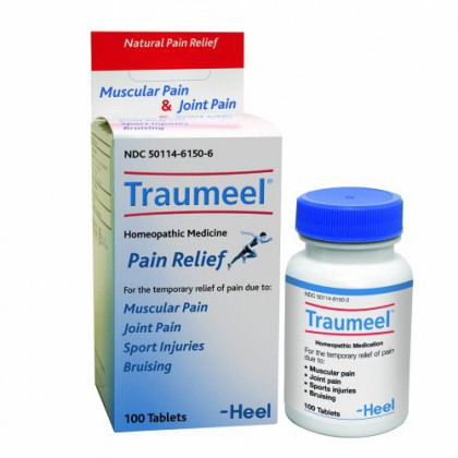 Heel Traumeel 100 Tablets