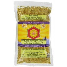 High Desert Bee Pollen 1 lb