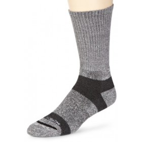 Incredisocks Tall Hiking Sock-L-Grey