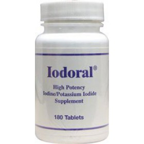 Iodoral 12.5mg 180 Tablets