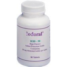 Iodoral 50mg 90 Tablets