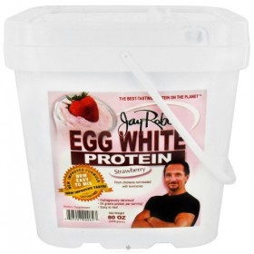 Jay Robb Egg Protein Strawberry 80 oz