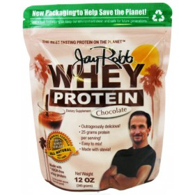 Jay Robb Whey Protein Chocolate 12 oz