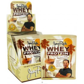 Jay Robb Whey Protein Chocolate 12 Packets