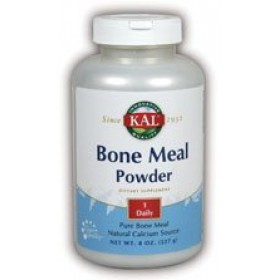 KAL Bone Meal, 8 oz powder