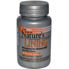 Lane Labs, Nature's Lining, 60 Chewables