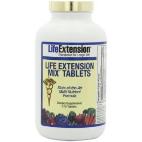 Life Extension Life Extension Mix Tablets, 315-Count
