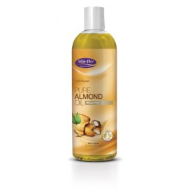 Life-Flo Oil, Pure Almond, 16 Ounce