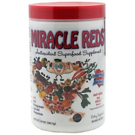 Macrolife Naturals Miracle Reds Canister, 10 oz, 30 Servings