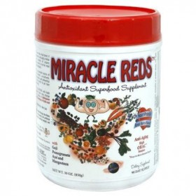 Macrolife Naturals Miracle Reds Canister, 30 oz, 90 Servings