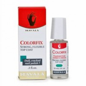 Mavala Colorfix Nail Top coat 0.3oz
