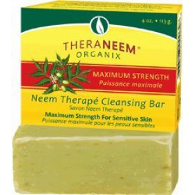 Neem Oil 4 oz Bar Soap