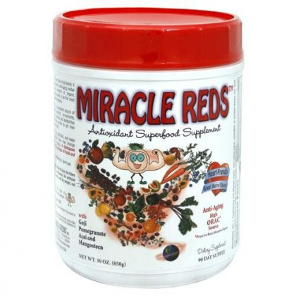 Miracle Reds 30 oz