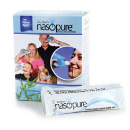 Nasopure Refill Kit  40 salt packets